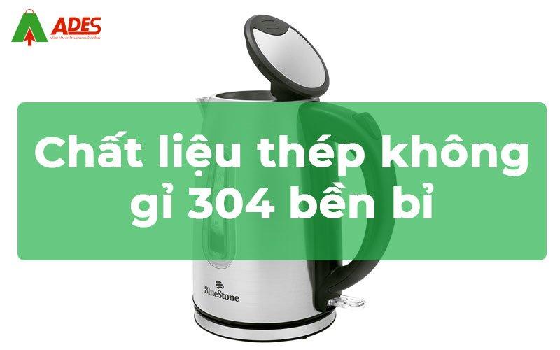 chat lieu thep khong gi ben bi Bluestone KTB-3439