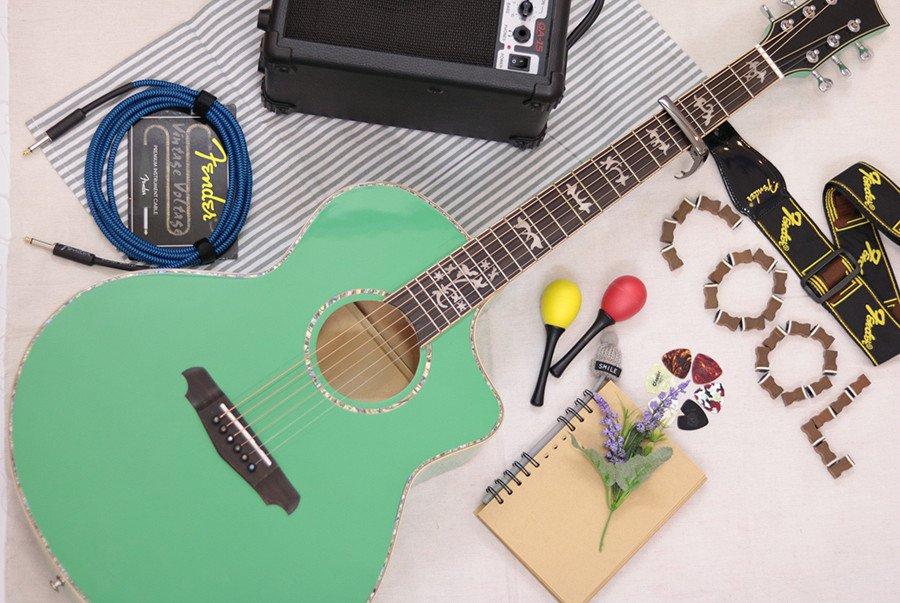 Địa điểm mua guitar uy tín giá tốt tại TpHCM